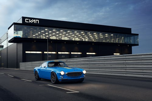 HQ of motorsport world champions Cyan Racing nominated to Swedish architecture prize