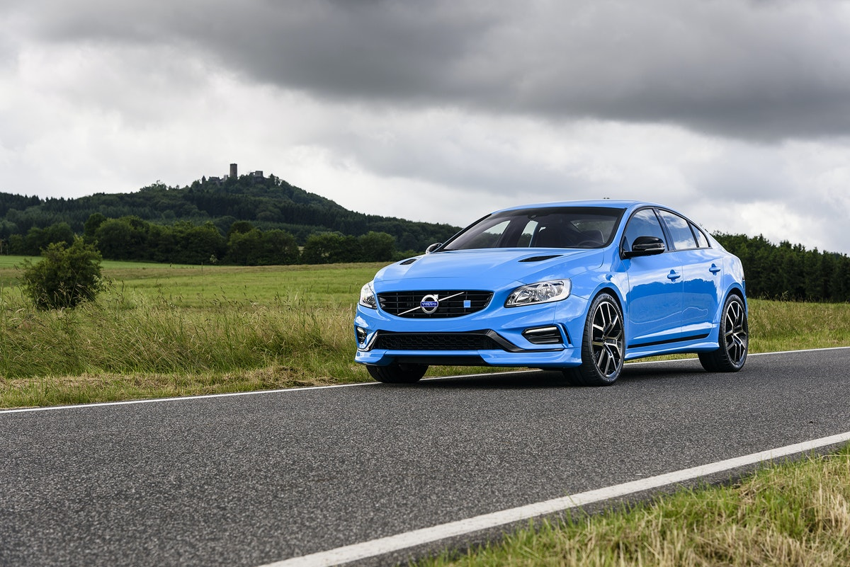 Volvo S60 Concept | Cyan Racing
