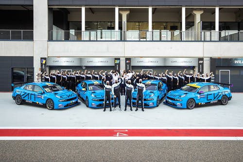 ​Cyan Racing and Yann Ehrlacher crowned World Champions with Lynk & Co