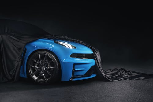 ​Counting down to the Lynk & Co 03 Cyan Concept debut