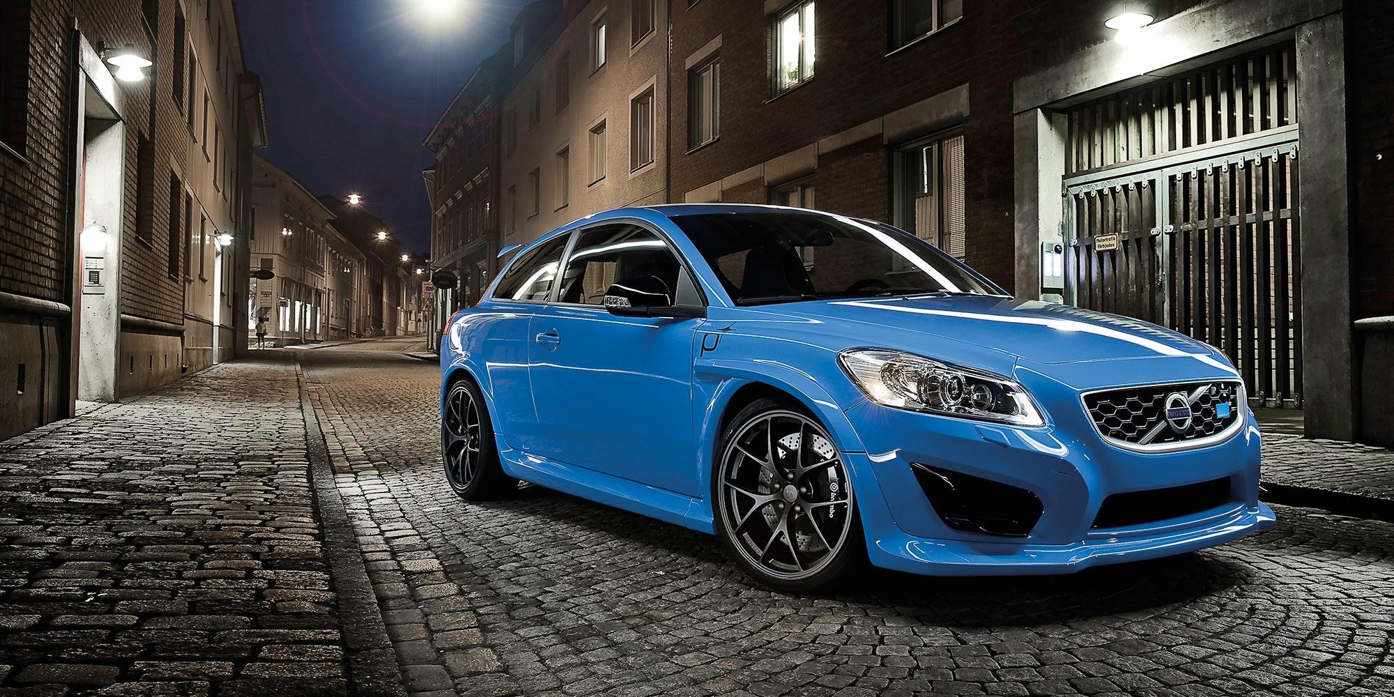 Volvo c30 top gear
