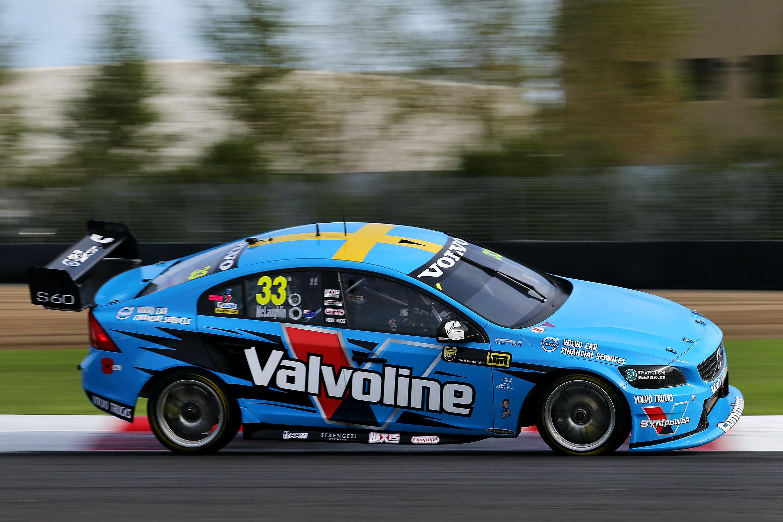 Volvo S60 V8sc Cyan Racing